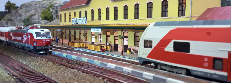 Klub železničných modelárov Vrútky
